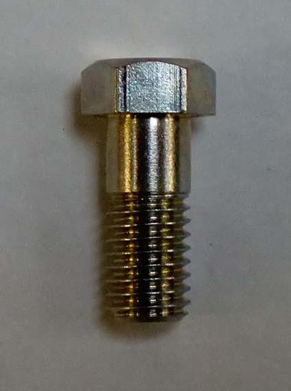 Passschraube DM10/M8 x 27 mm