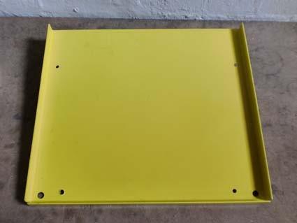 Schaltschrank-Befestigung (kompletter Bausatz)