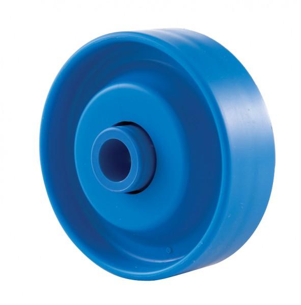 PR49 Röllchen - Kunststoff Blau