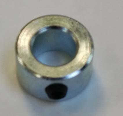 Bundhülse DM12 mm, Stahl verzinkt